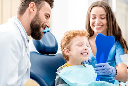 pediatric dentistry north wales