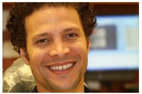 Justin Guarini Before Dental Treatment