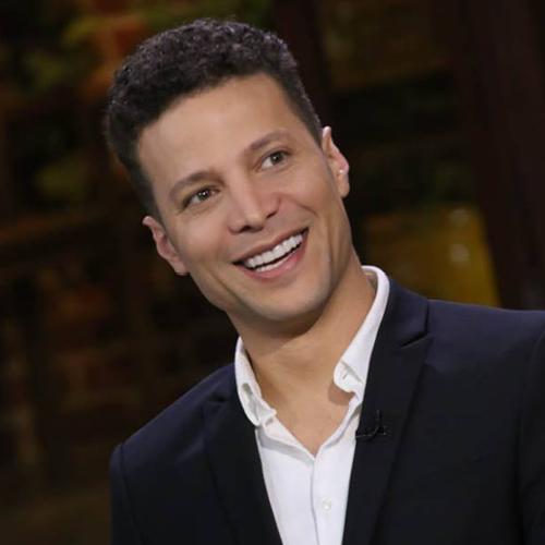 Justin Guarini smile makeover dr mathew k cherian
